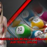 Pengertian Isin 4D Dalam Permainan Judi Togel Online